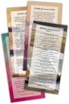 4 Gebetskarten - Set 3